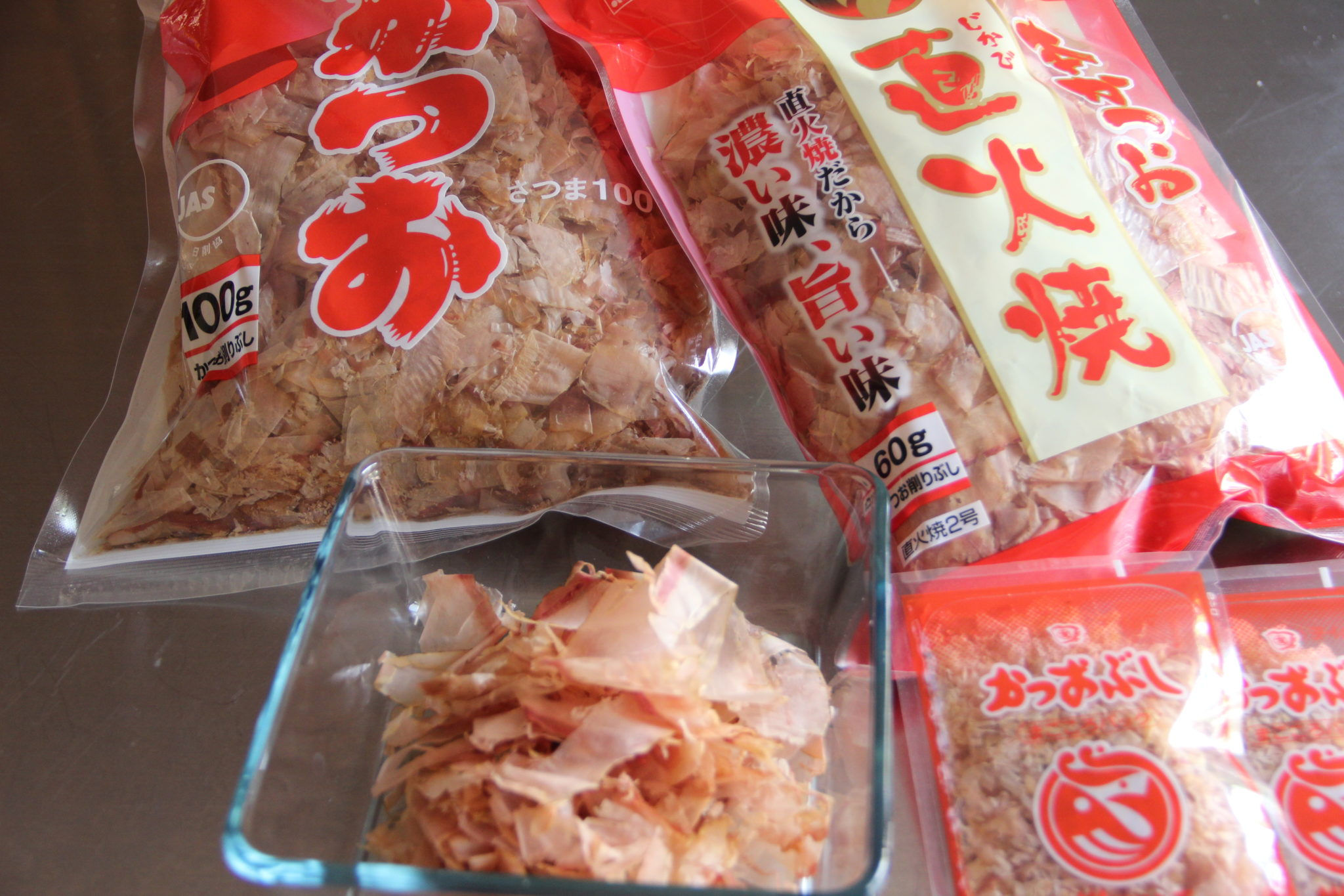 Dried Bonito Flakes