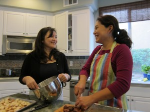 Noriko and Yuko of Japanese Cooking 101