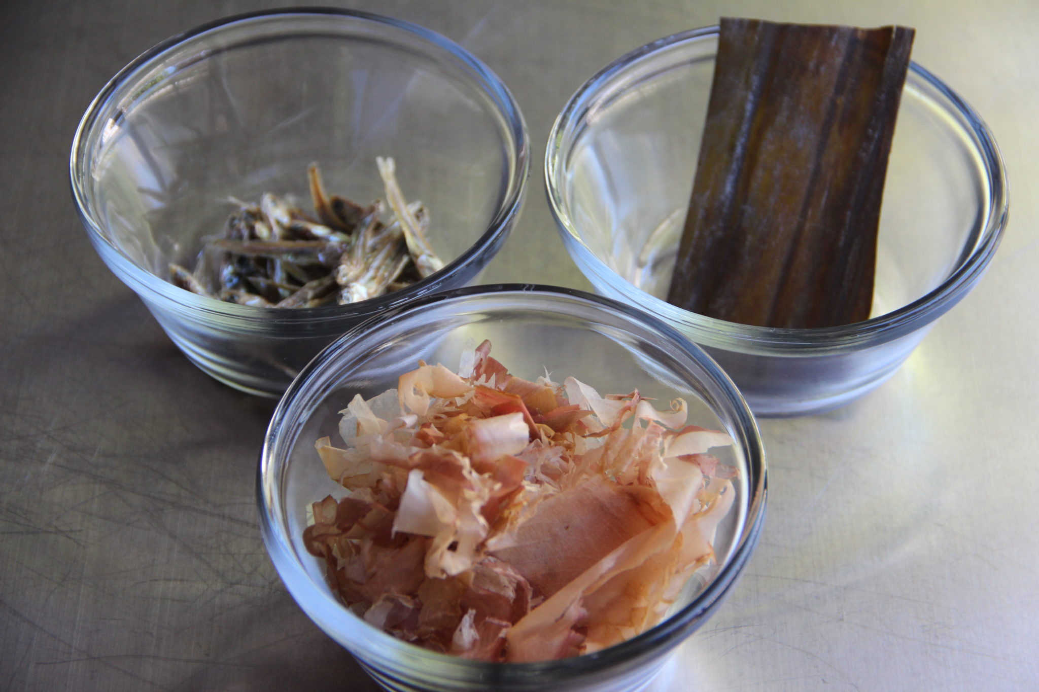 Katsuobushi, Niboshi, and Kombu are all easily found at Japanese ...