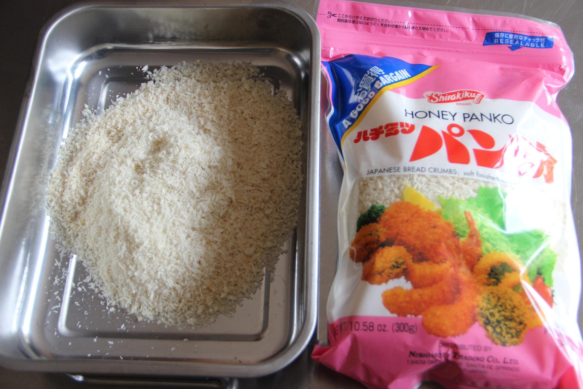 Panko (bread crumbs)