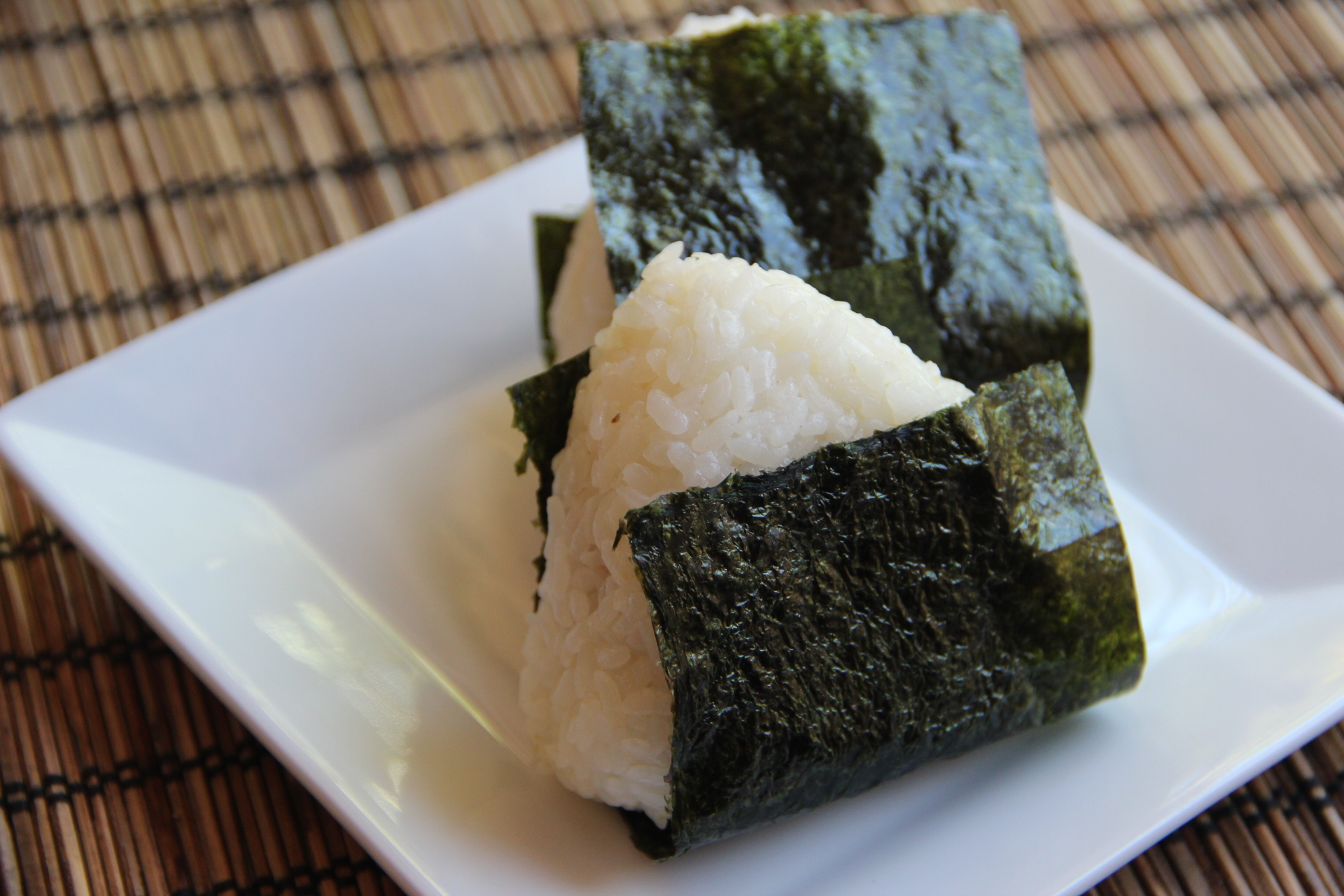 Rice Ball (Onigiri)