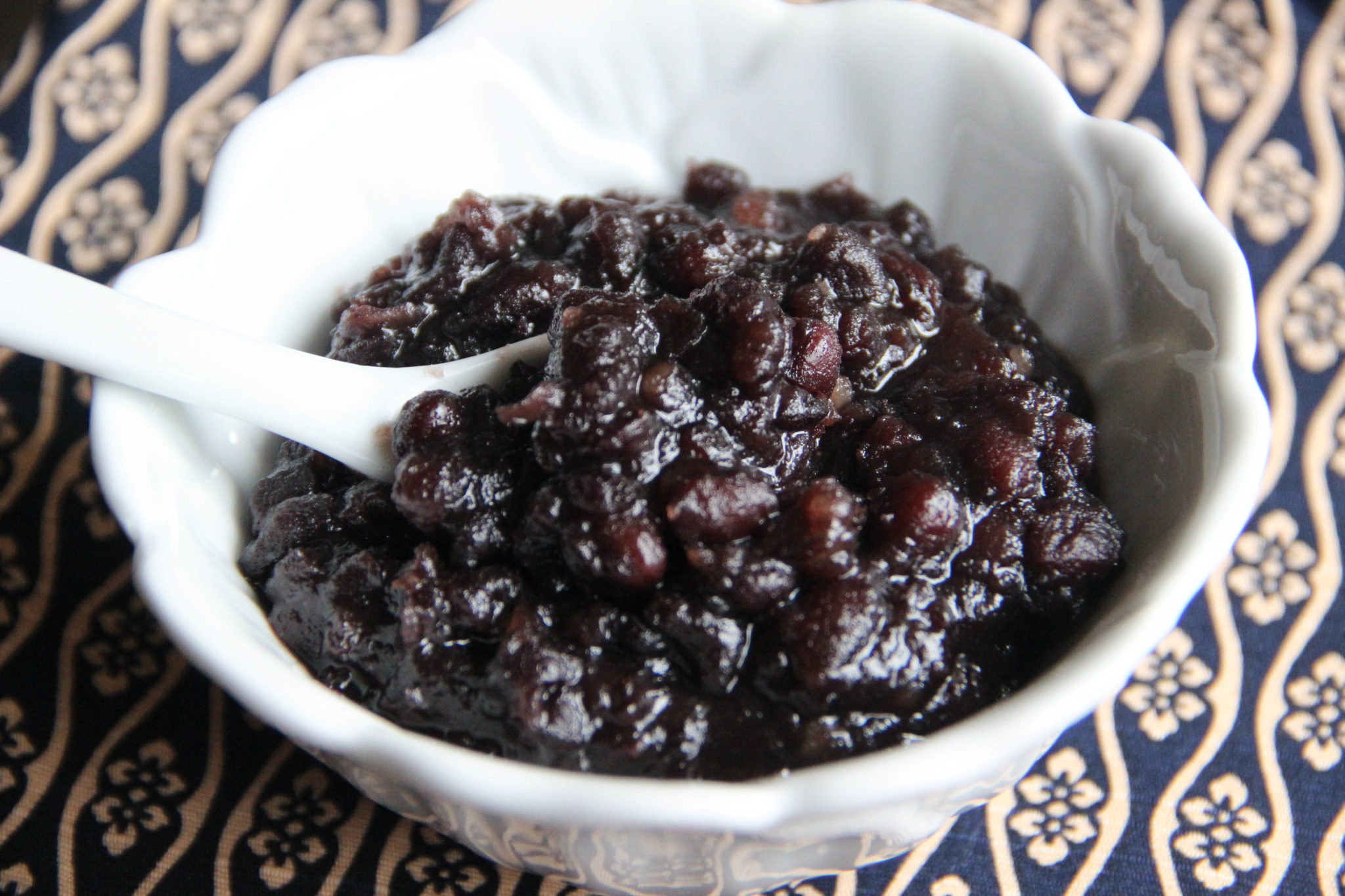 Anko (sweet red bean paste) Recipe