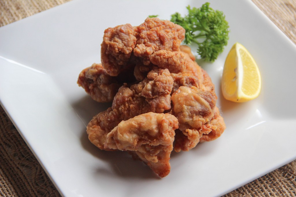 Karaage Recipe (Japanese fried chicken)