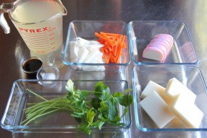 Ozoni (Zoni) Recipe