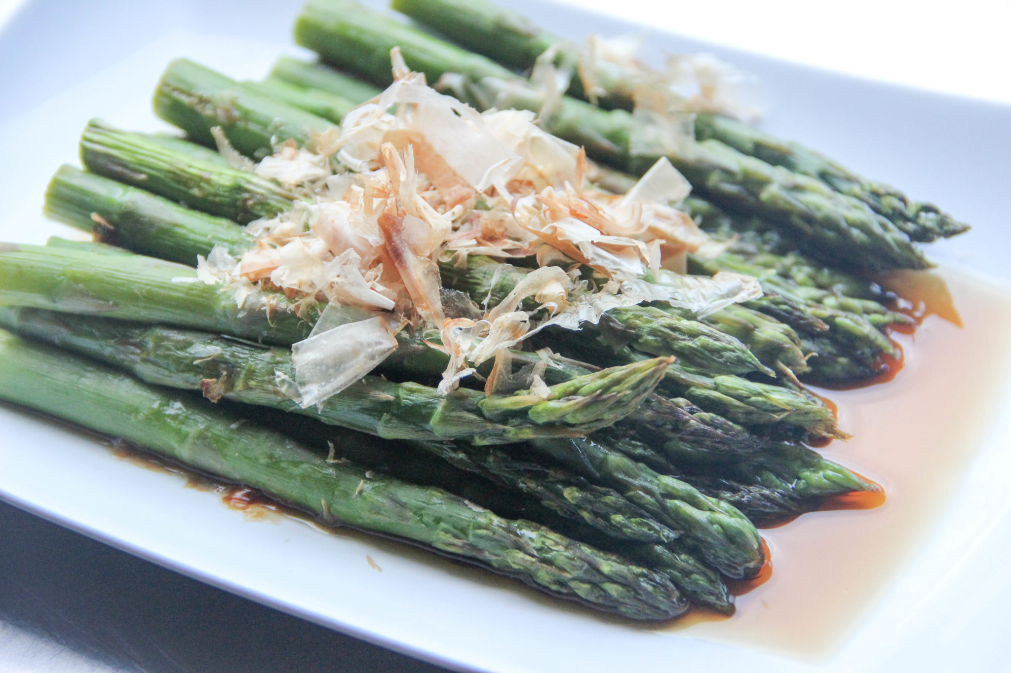 Asparagus Ohitashi Recipe