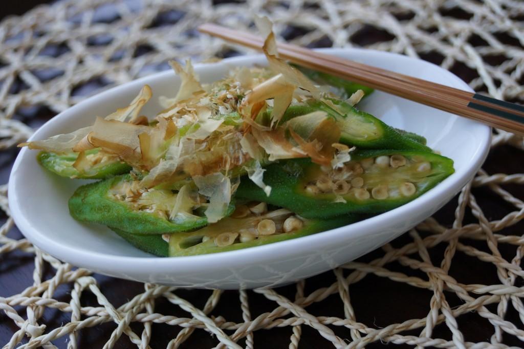 Okra Salad Recipe