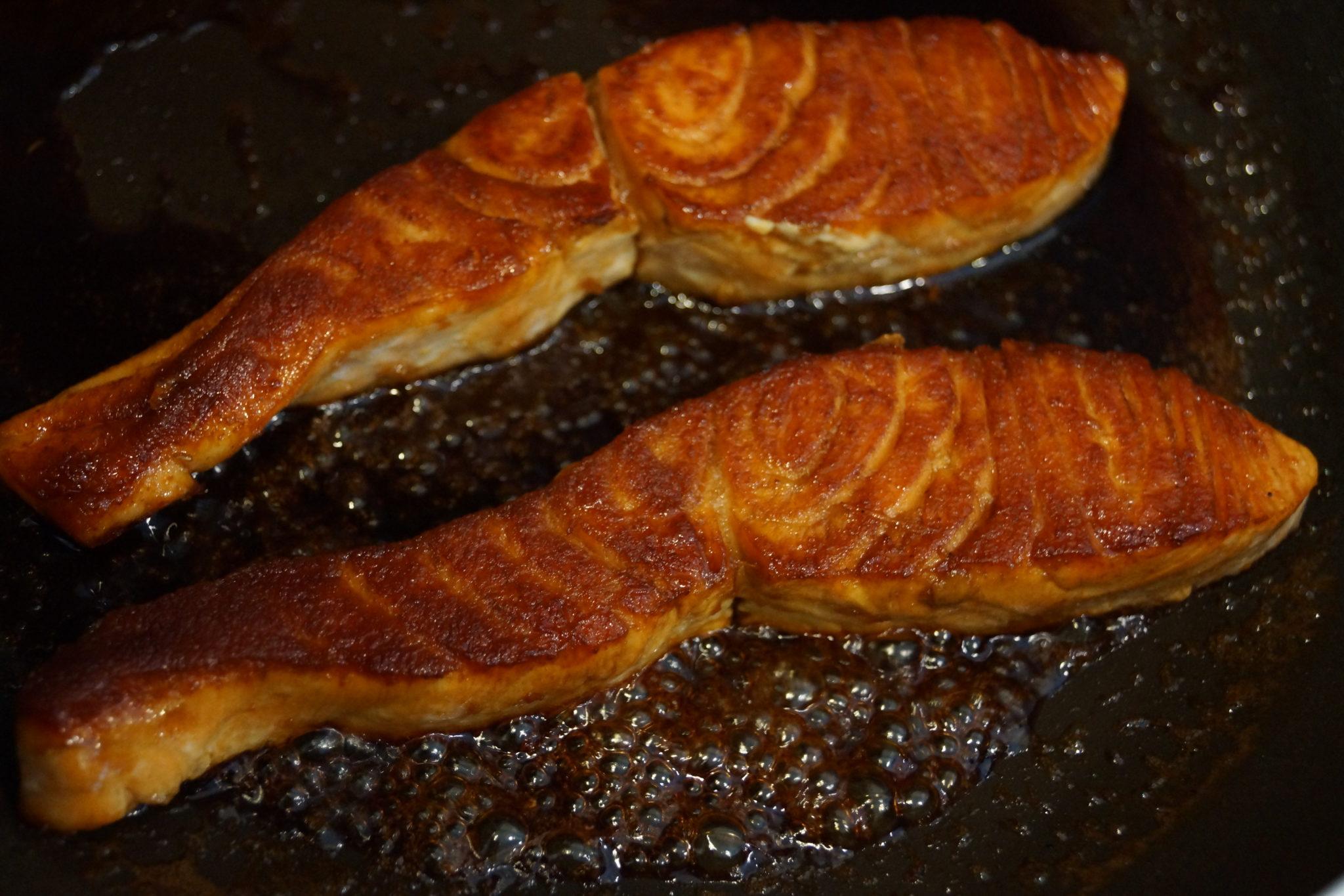 Salmon Teriyaki Recipe   Japanese Cooking 101