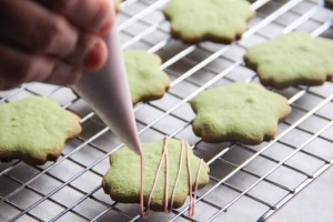 Green Tea Cookies Recipe