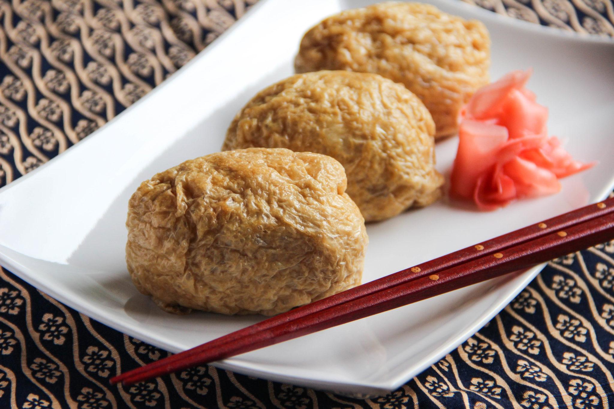 Inarizushi Recipe