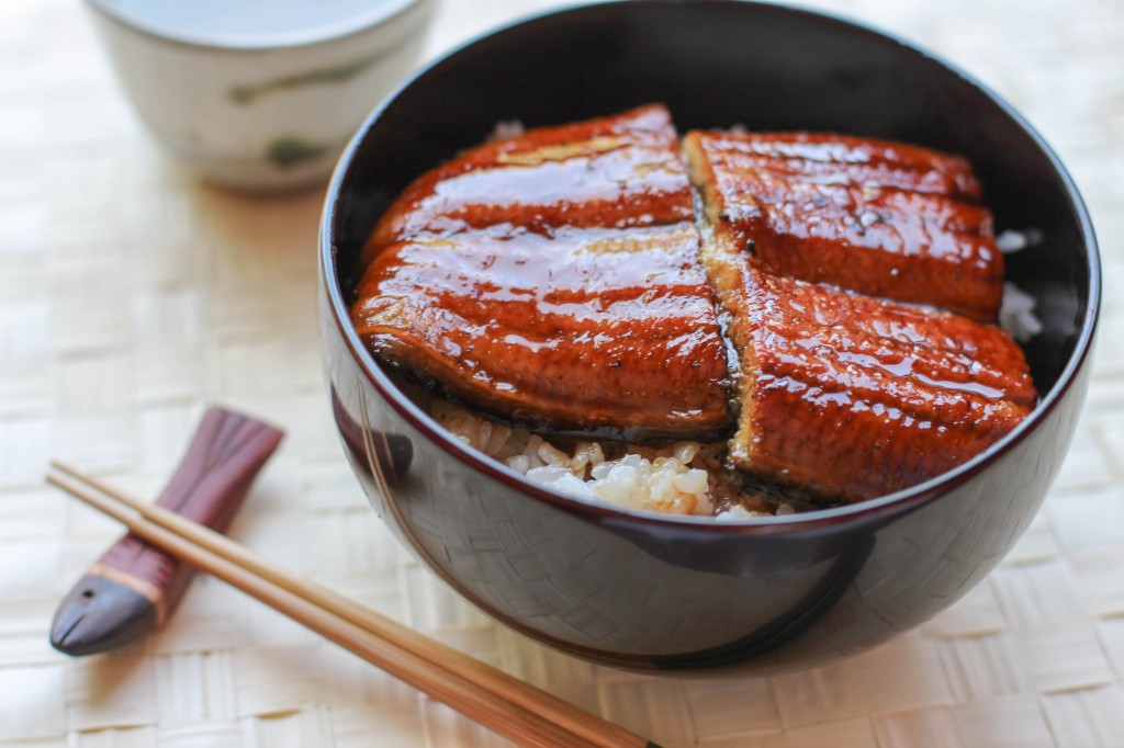 Unagi Don (Unagidon) Recipe
