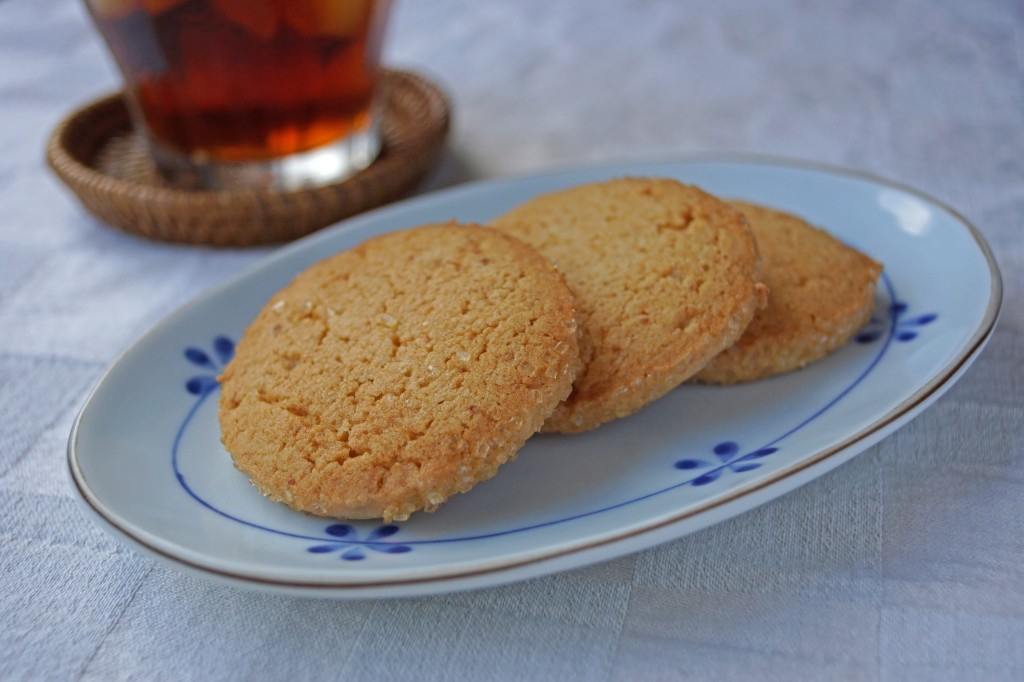 Miso Cookies