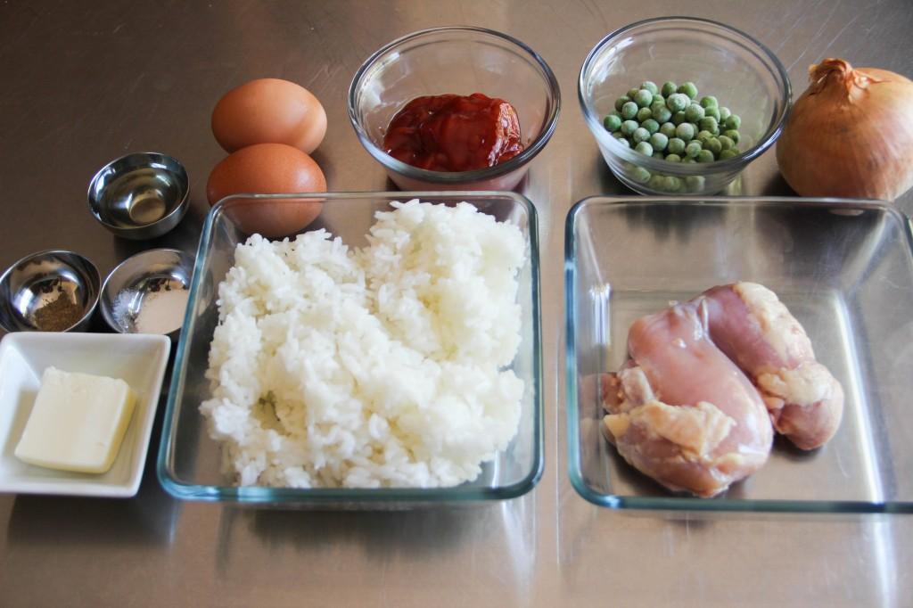 Omurice Recipe – Japanese Cooking 101