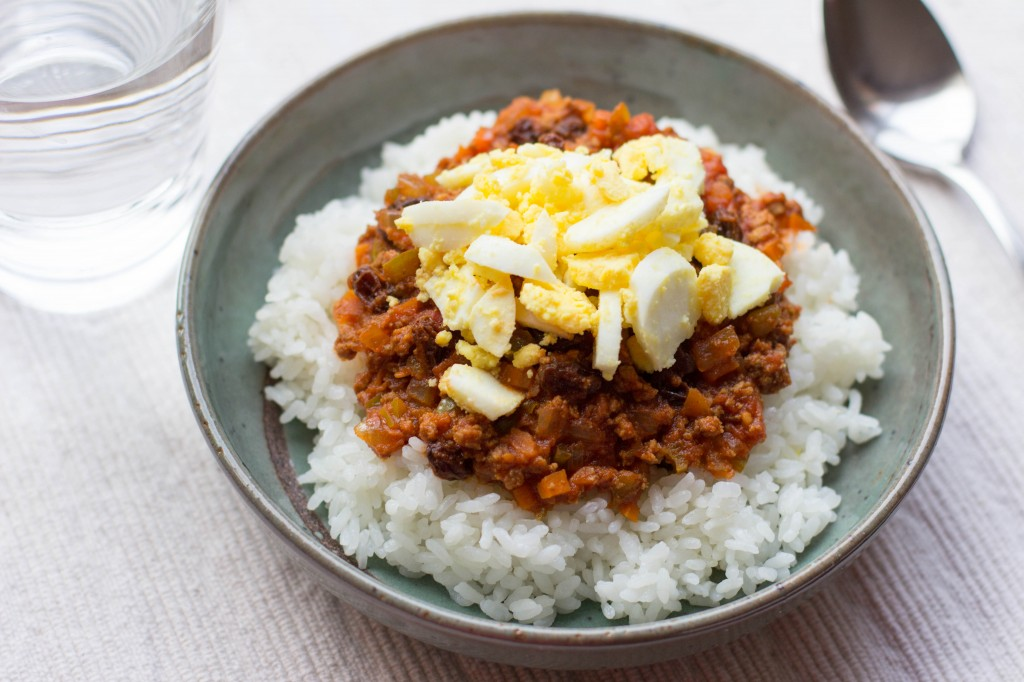 Japanese Dry Curry Recipe