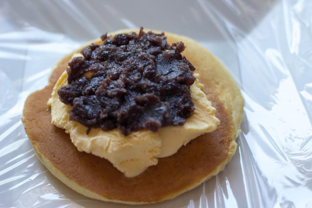 Ice Cream Dorayaki Recipe
