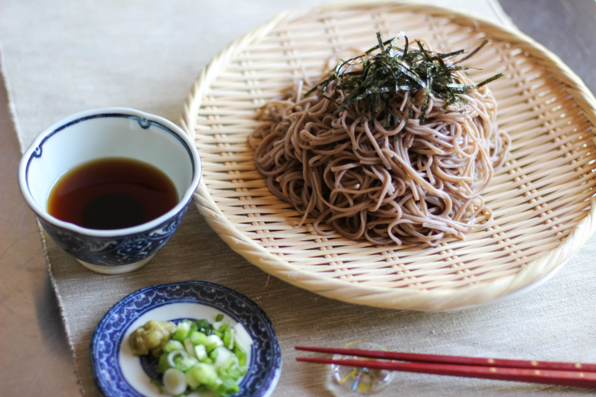 Zaru Soba Recipe – Japanese Cooking 101