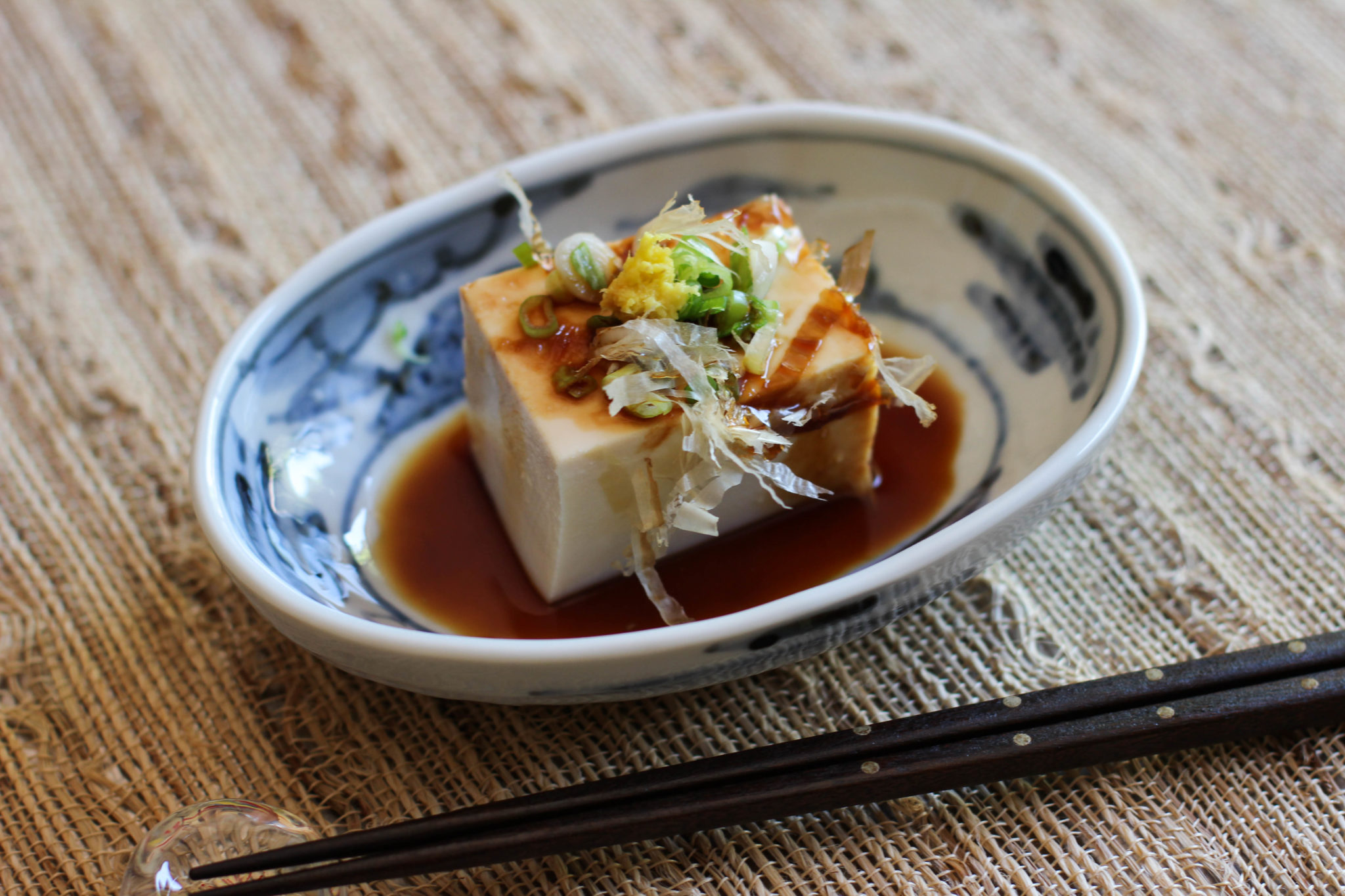 ... japanese cold tofu cold tofu with ginger cold tofu salad with