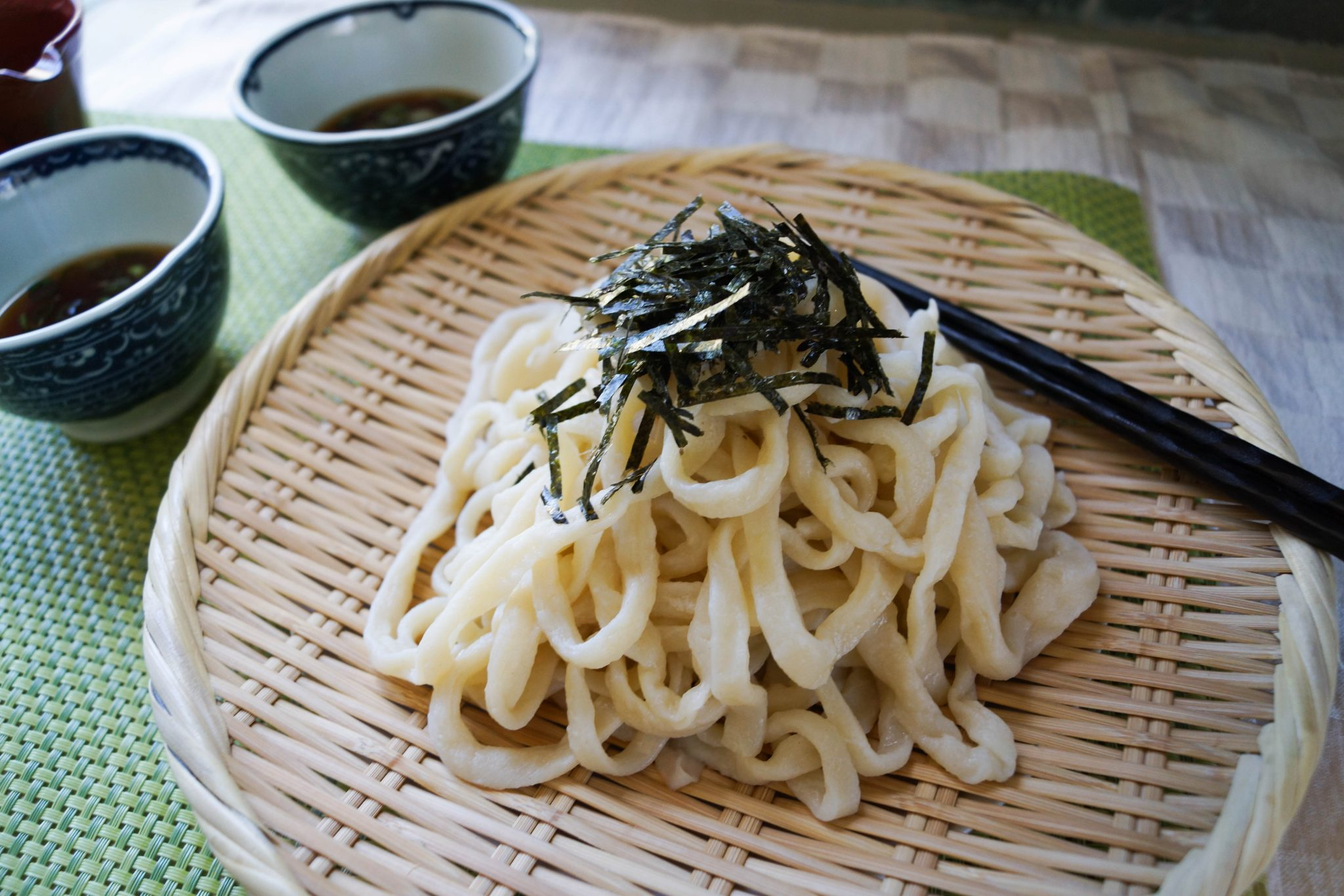Teuchi Udon (Homemade Noodle) Recipe