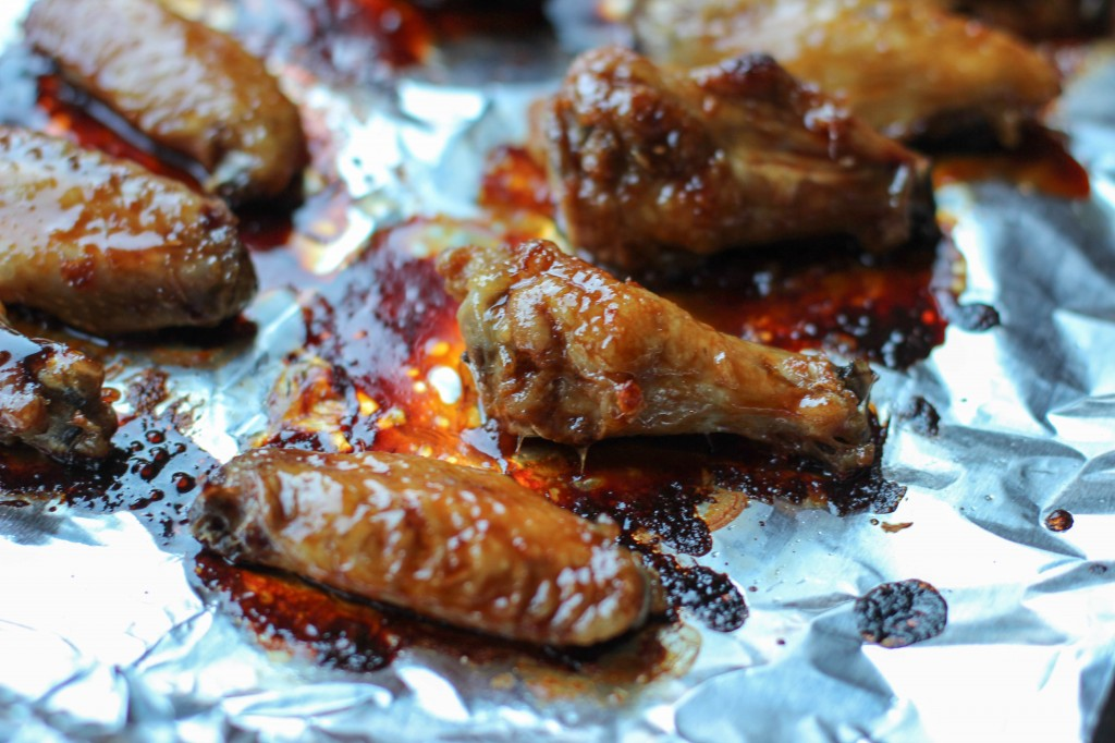 Teriyaki Chicken Wings Recipe