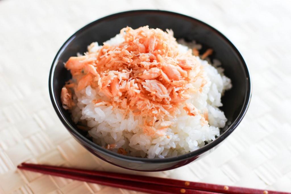 Salmon Flakes Recipe