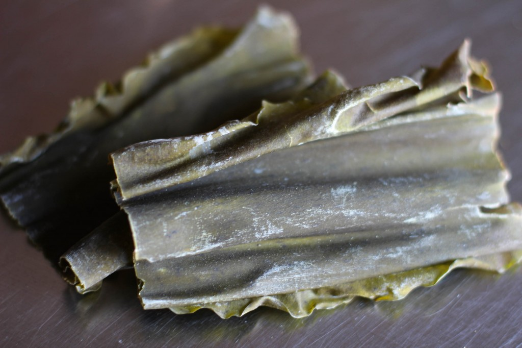 Kombu (Dried Kelp) – Japanese Cooking 101