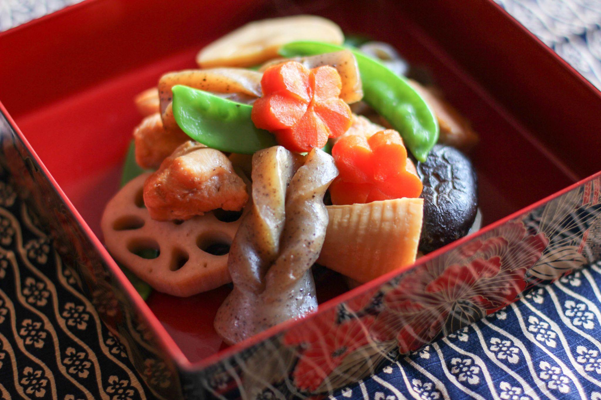 Chikuzenni Recipe