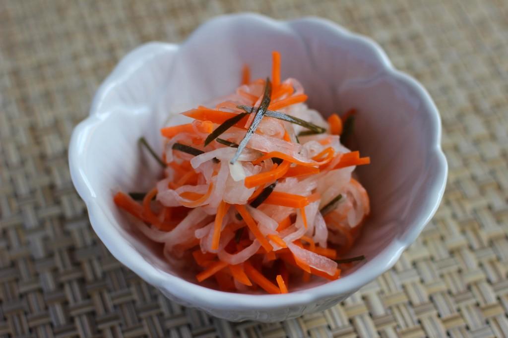 Namasu Recipe