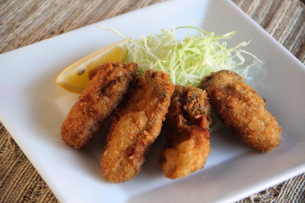 Kaki Fry (Deep Fried Oyster) Recipe