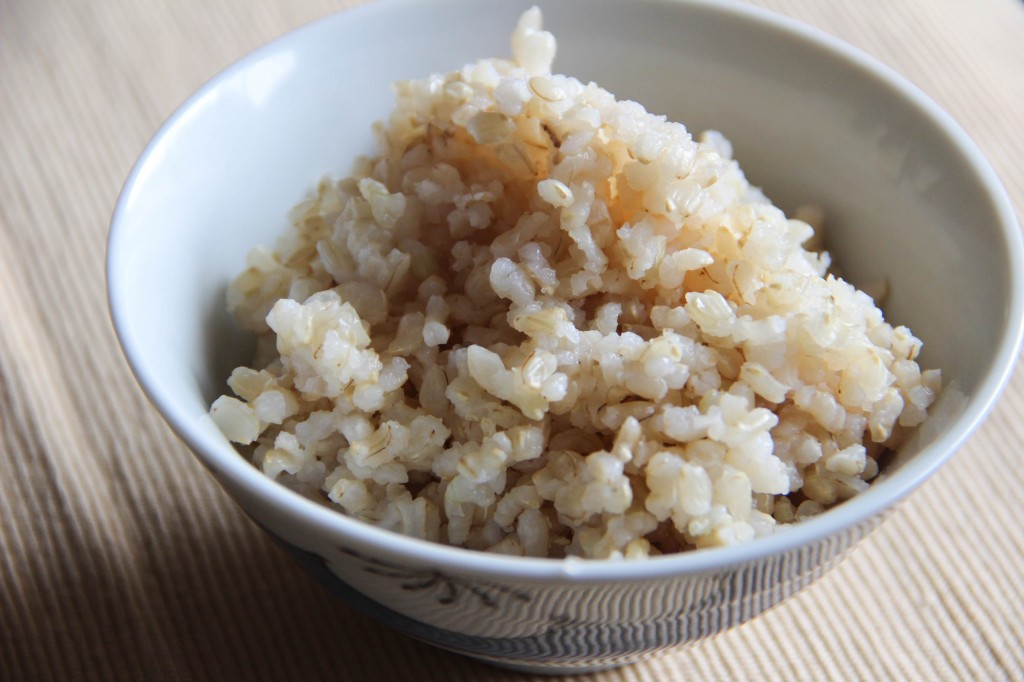 Genmai (Brown Rice) Recipe