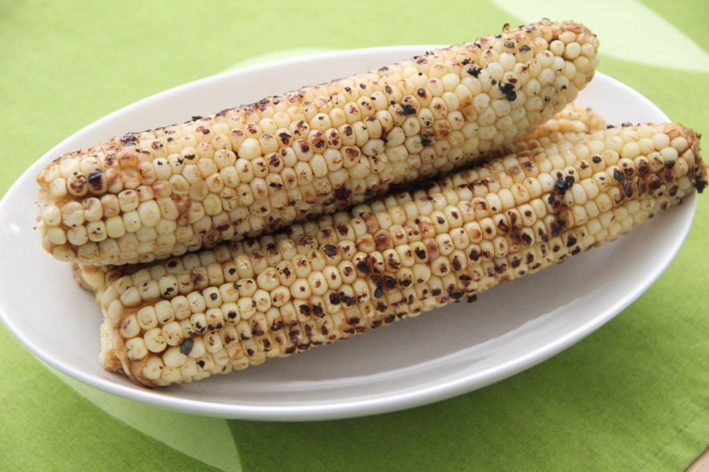 Yakitomorokoshi (grilled corn) Recipe
