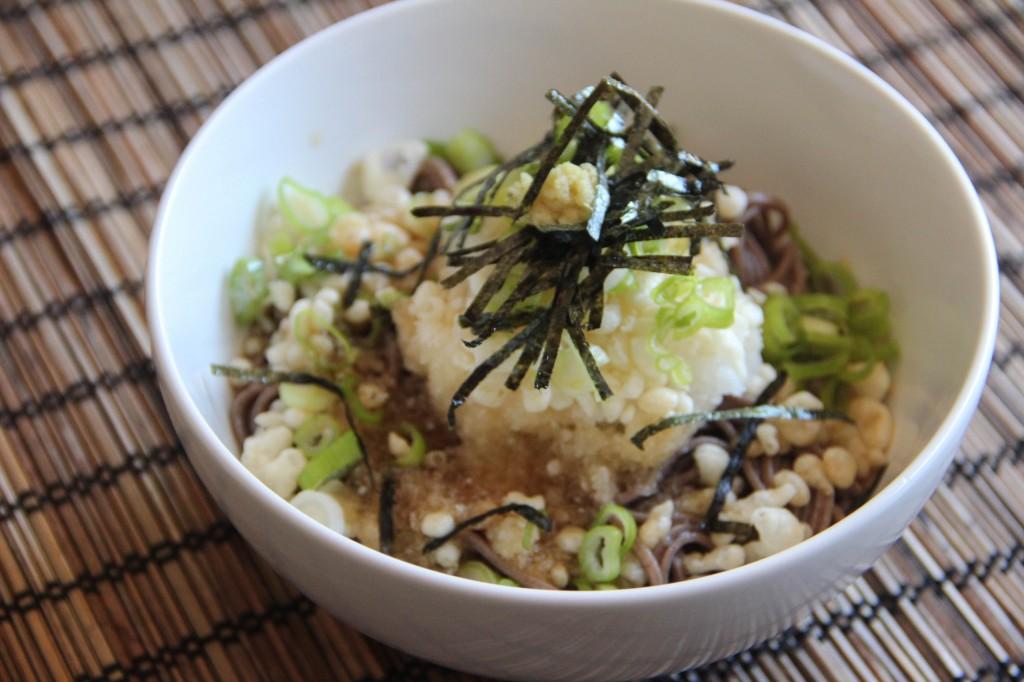 Oroshi Soba Recipe