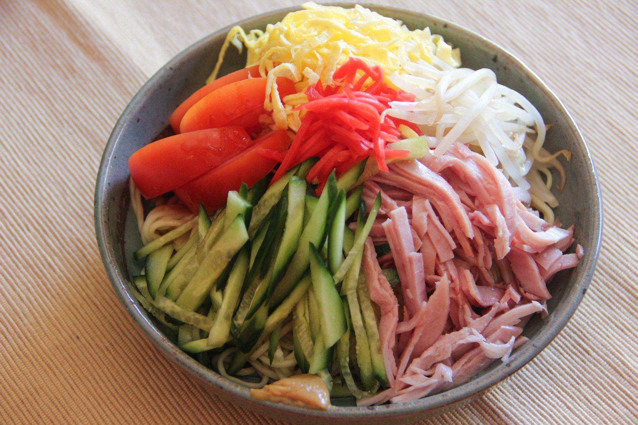 Hiyashi Chuka Recipe