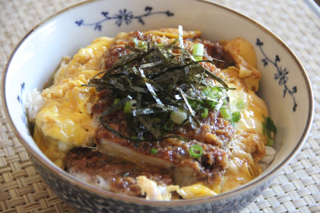 Katsudon Recipe