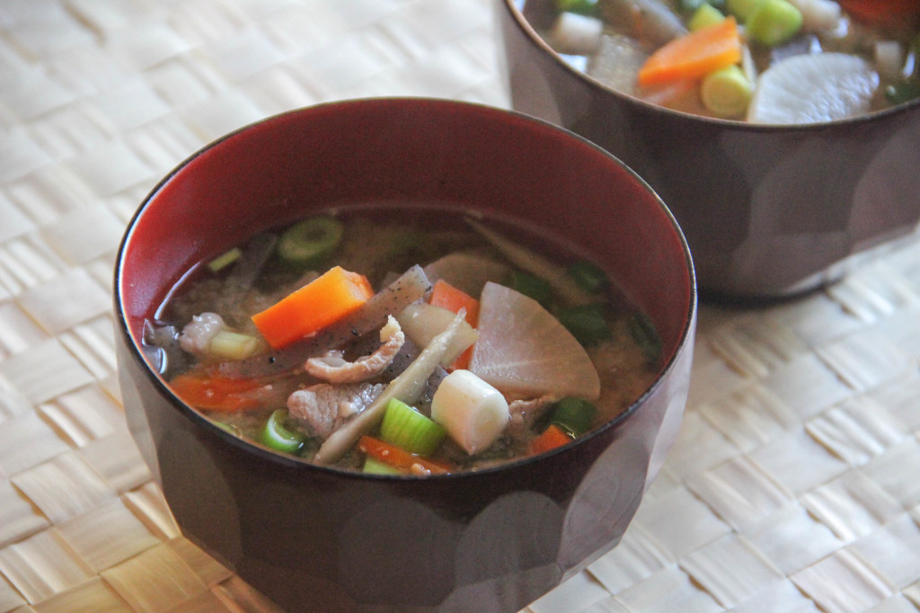 Tonjiru Recipe