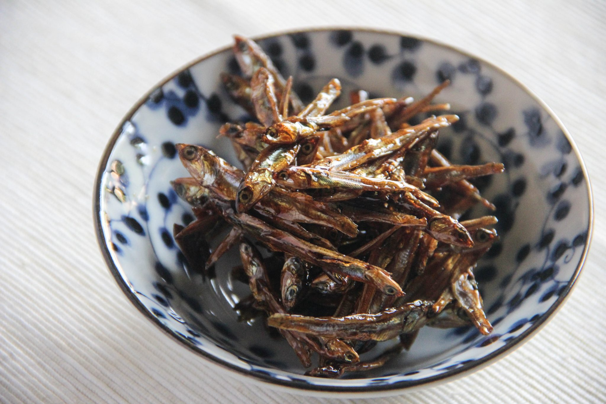 Tazukuri (Gomame) Recipe