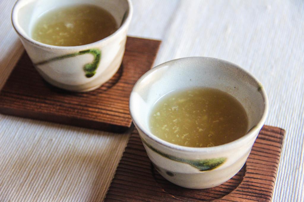 Shogayu Ginger Tea