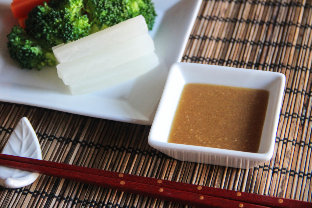Miso Dressing Recipe