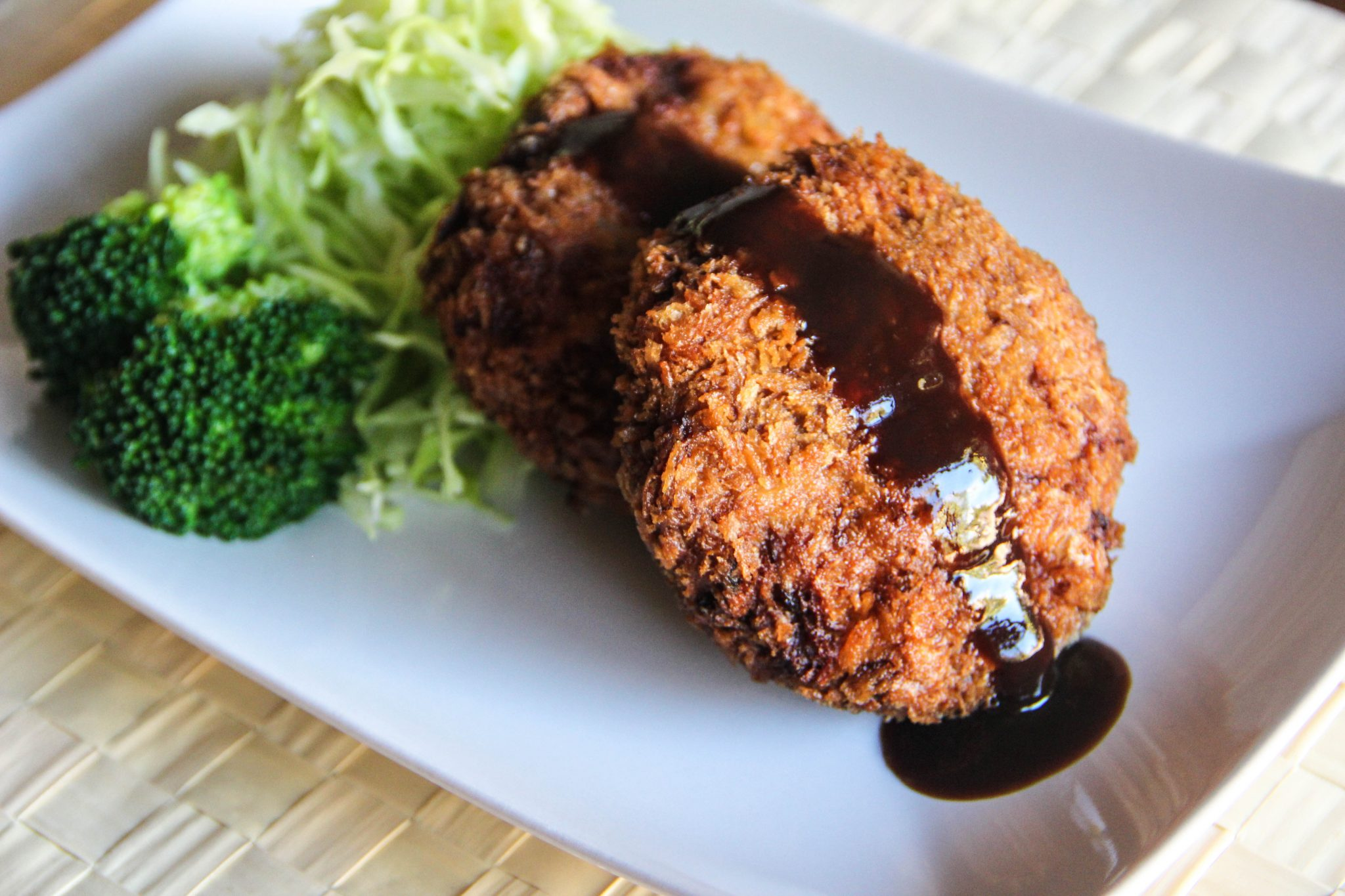 By ingredients japanese cooking 101 page 5 menchi katsu recipe forumfinder Image collections