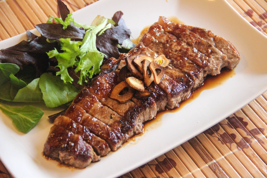 japanese beef steak recipe japanese cooking 101