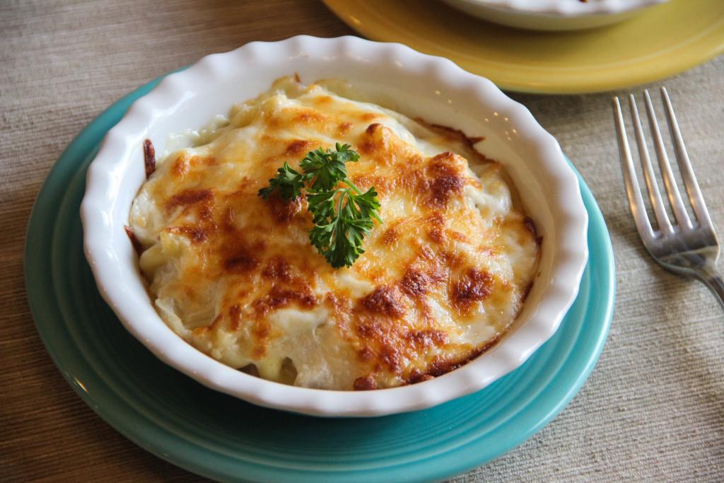 Macaroni Gratin Recipe