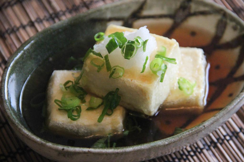 Agedashi Tofu Recipe – Japanese Cooking 101