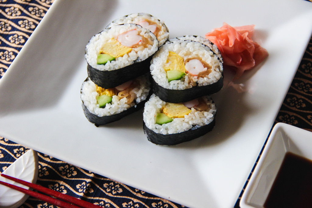 Futomaki Recipe