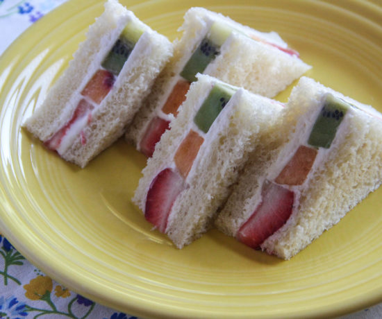 Fruit Sandwich