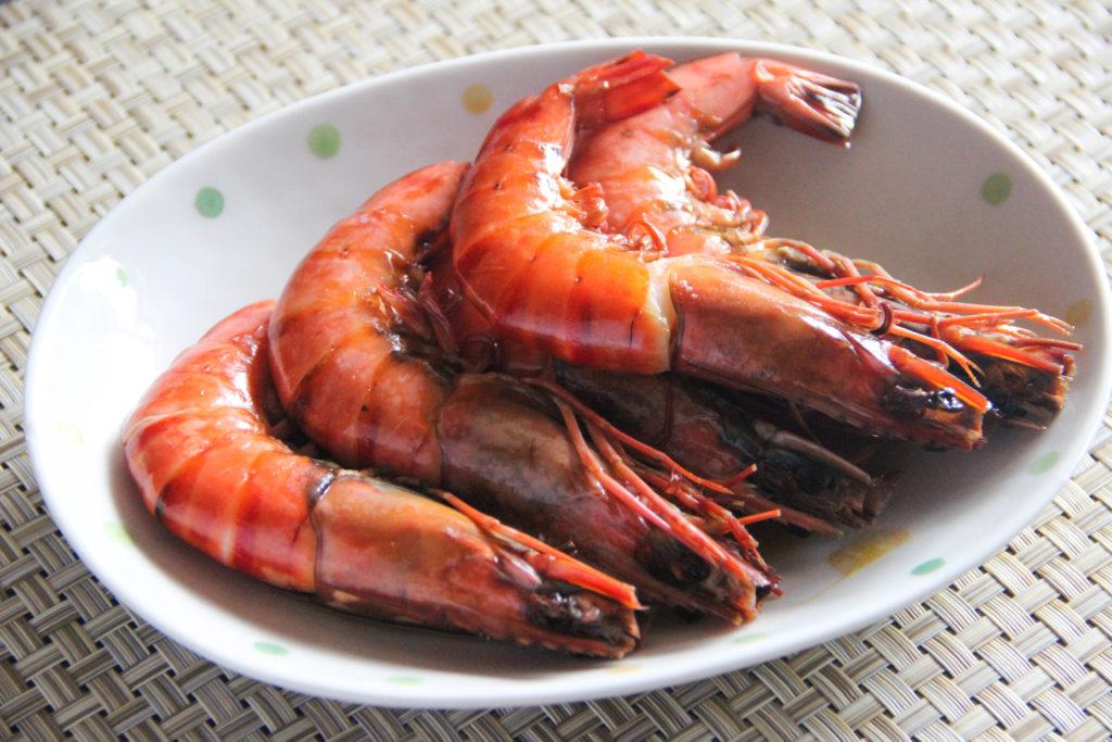 Shrimp Umani