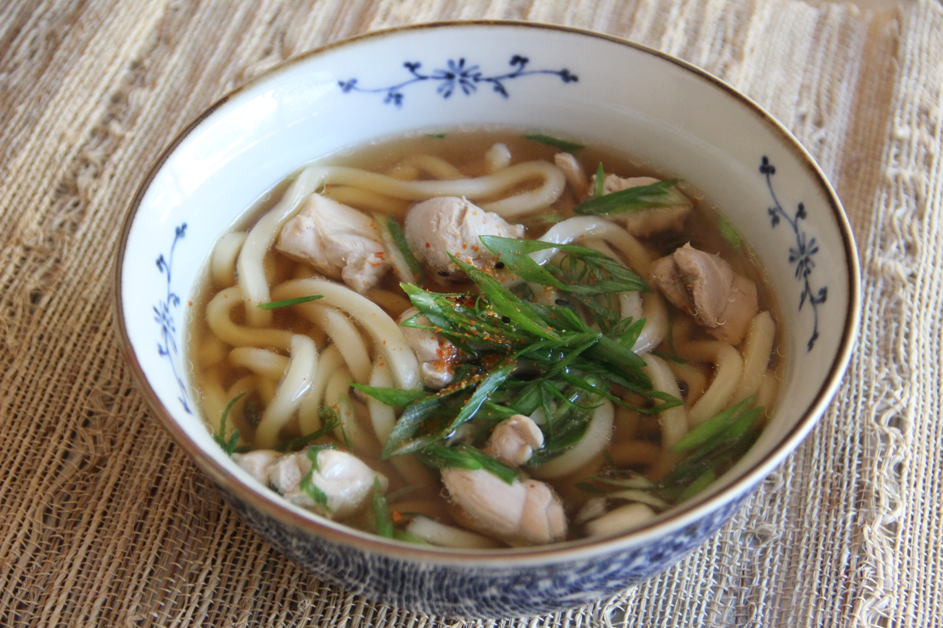Chicken Udon Noodles Recipe Japanese Cooking 101