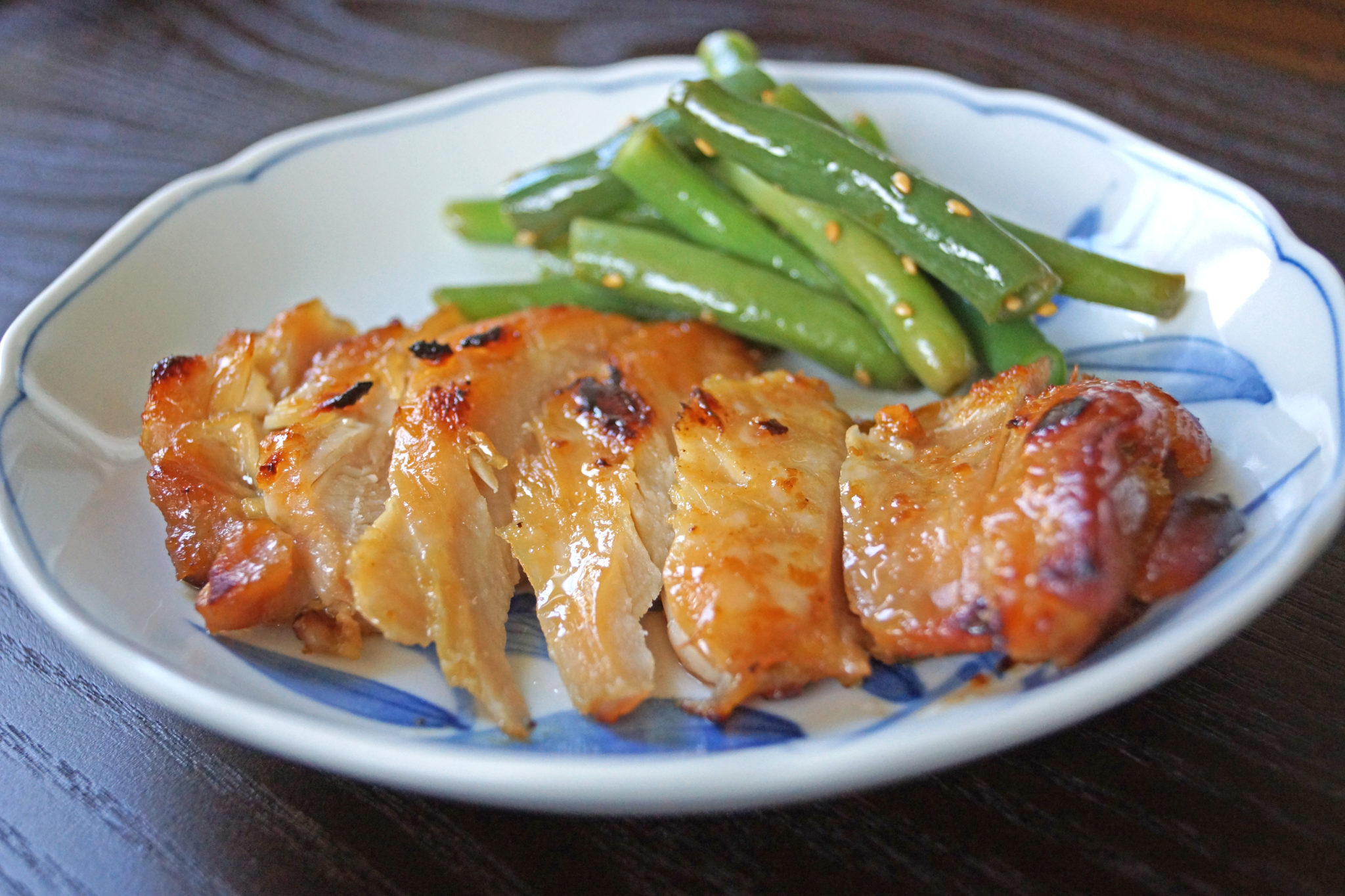 Chicken japanese cooking 101 miso grilled chicken recipe forumfinder Choice Image