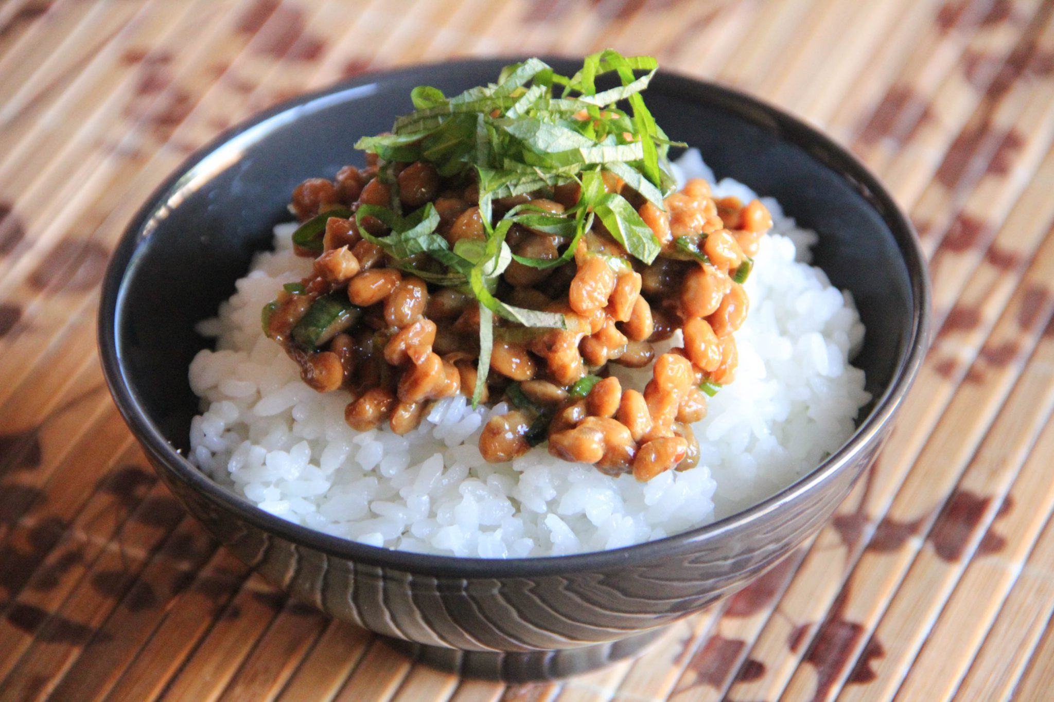 Natto recipe japanese cooking 101 natto recipe forumfinder Image collections