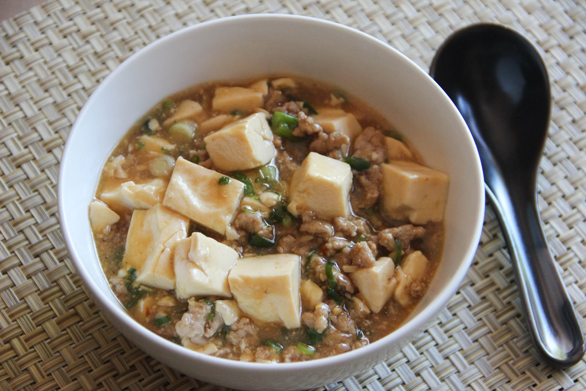 Tofu japanese cooking 101 mabo tofu recipe forumfinder Image collections