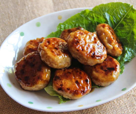 Chicken japanese cooking 101 tsukune recipe forumfinder Choice Image