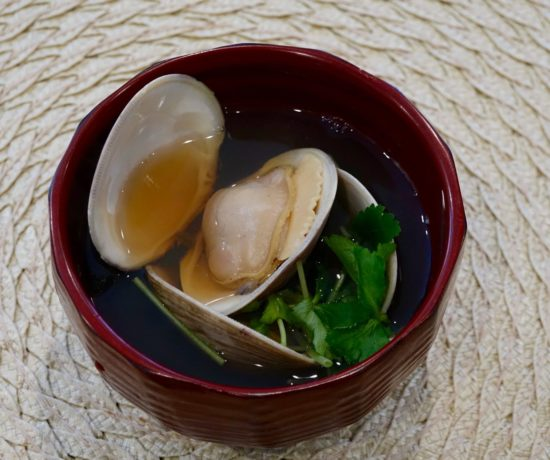Ushiojiru (Hard Clam Soup)