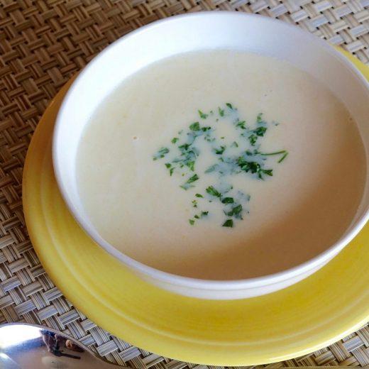 Corn Potage Soup recipe